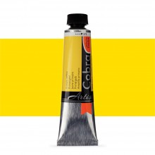Royal Talens : Cobra Artist Water Mixable Oil Paint : 40ml : Primary Yellow