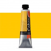 Talens : Cobra Artist Water Mixable Oil Paint : 40ml Permanent Yellow Medium