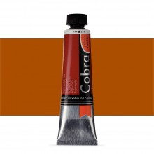 Royal Talens : Cobra Artist Water Mixable Oil Paint : 40ml : Light Oxide Red