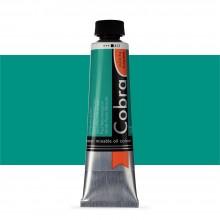 Talens : Cobra Artist Water Mixable Oil Paint : 40ml : Emerald Green