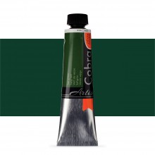 Royal Talens : Cobra Artist Water Mixable Oil Paint : 40ml : Sap Green