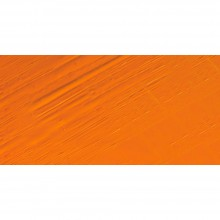 R&F : PIGMENT STICK (OIL PAINT BAR) : 100ML : CADMIUM ORANGE V (2654)