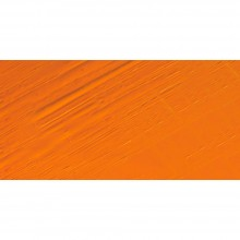 R & F : Pigment Stick (Oil Paint Bar) : 38ml : Cadmium Orange V (2154)