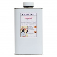 Roberson : Ormoline Bronzing Medium : 1000ml : By Road Parcel Only (By Road Parcel Only)