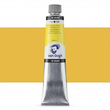 Talens : Van Gogh Oil Paint : 200ml : Cadmium Yellow Lt S2
