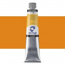 Royal Talens : Van Gogh Oil Paint : 200ml : Cadmium Yellow Deep S2