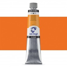 Royal Talens : Van Gogh Oil Paint : 200ml : Cadmium Orange S2
