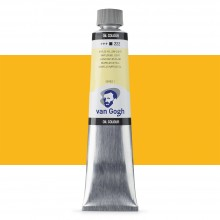 Royal Talens : Van Gogh Oil Paint : 200ml : Naples Yellow Light S1
