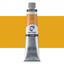 Talens : Van Gogh Oil Paint : 200ml : Indian Yellow S2