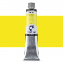 Talens : Van Gogh Oil Paint : 200ml : Azo Yellow Lemon S1