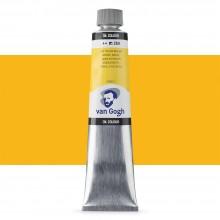 Talens : Van Gogh Oil Colour 200ml : AZO YELLOW MED. S1