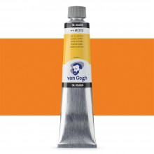 Royal Talens : Van Gogh Oil Paint : 200ml : Azo Yellow Deep S1