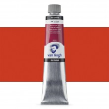 Talens : Van Gogh Oil Colour 200ml : MADDER LAKE DEEP S1