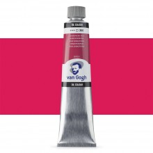 Talens : Van Gogh Oil Colour 200ml : QUINACRIDONE ROSE S1