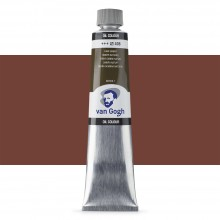 Talens : Van Gogh Oil Colour 200ml : RAW UMBER S1