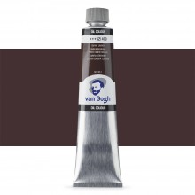 Talens : Van Gogh Oil Colour 200ml : BURNT UMBER S1