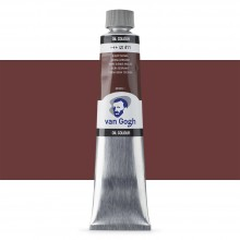 Talens : Van Gogh Oil Colour 200ml : BURNT SIENNA S1