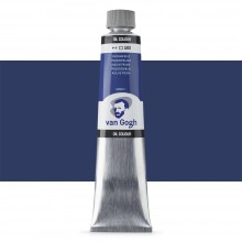 Talens : Van Gogh Oil Colour 200ml : PRUSSIAN BLUE S1