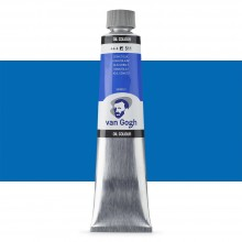 Talens : Van Gogh Oil Paint : 200ml : Cobalt Blue S2