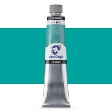 Talens : Van Gogh Oil Colour 200ml : TURQUOISE BLUE S1