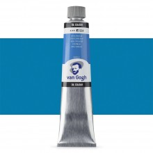 Royal Talens : Van Gogh Oil Paint : 200ml : Cerulean Blue S2