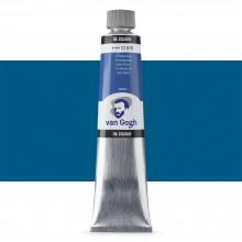 Talens : Van Gogh Oil Colour 200ml : PHTHALO BLUE S1