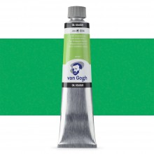 Talens : Van Gogh Oil Colour 200ml : PERMANENT GREEN MED. S1