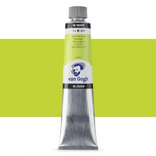Talens : Van Gogh Oil Colour 200ml : YELLOWISH GREEN S1