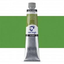 Talens : Van Gogh Oil Colour 200ml : SAP GREEN S1