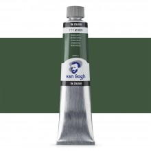 Talens : Van Gogh Oil Colour 200ml : TERRE-VERTE (GREEN EARTH) S1