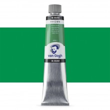 Talens : Van Gogh Oil Colour 200ml : PHTHALO GREEN S1