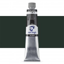 Talens : Van Gogh Oil Colour 200ml : IVORY BLACK S1