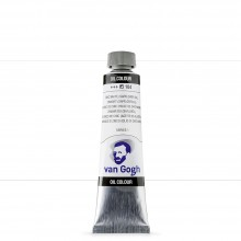 Talens : Van Gogh Oil Paint : 40ml : Zinc White S1
