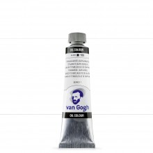 Talens : Van Gogh Oil Paint : 40ml : Titanium White S1
