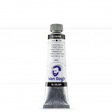Royal Talens : Van Gogh Oil Paint : 40ml : Titanium White Linseed S1