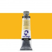 Royal Talens : Van Gogh Oil Paint : 40ml : Naples Yellow Light. S1
