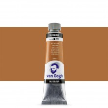 Royal Talens : Van Gogh Oil Paint : 40ml : Yellow Ochre S1