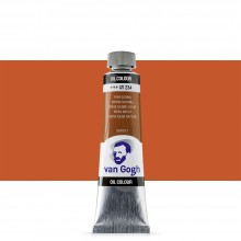 Talens : Van Gogh Oil Paint 40ml : Raw Sienna S1