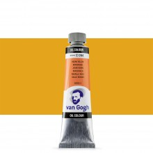 Talens : Van Gogh Oil Paint 40ml : Indian Yellow S2