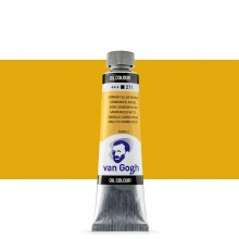 Talens : Van Gogh Oil Paint 40ml : Cadmium.Yellow Med. S2