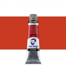 Talens : Van Gogh Oil Paint 40ml : Madder Lake Deep S1