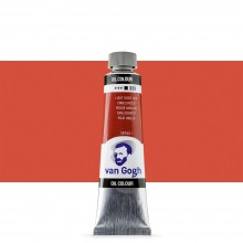 Royal Talens : Van Gogh Oil Paint : 40ml : Light Oxide Red S1