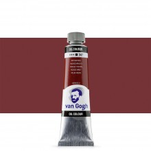 Royal Talens : Van Gogh Oil Paint : 40ml : Indian Red S2