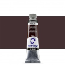 Talens : Van Gogh Oil Paint : 40ml : Burnt Umber S1