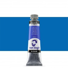 Royal Talens : Van Gogh Oil Paint : 40ml : Cobalt Blue S2