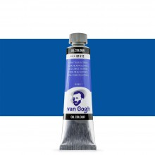 Talens : Van Gogh Oil Paint 40ml : Cobalt Blue(Ultramarine) S1