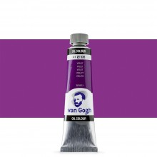Royal Talens : Van Gogh Oil Paint : 40ml : Violet S1
