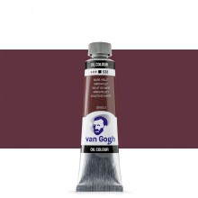Talens : Van Gogh Oil Colour 40ml : MARS VIOLET S2
