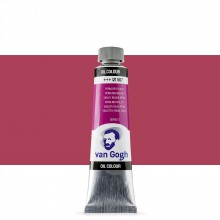 Talens : Van Gogh Oil Colour 40ml : PERMANENT RED VIOLET S2