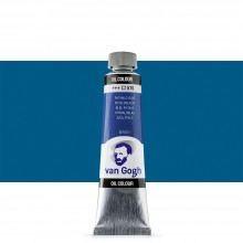 Royal Talens : Van Gogh Oil Paint : 40ml : Phthalo Blue S1